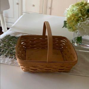 Longaberger Basket.